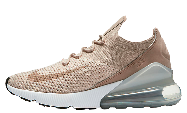 finest selection 5605a 0d83a Nike Air Max 270 Flyknit Guava Ice Womens | AH6803-801