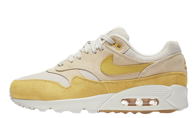 Nike Air Max 90 1 Guava Ice Womens AQ1273-800 thumbnail image