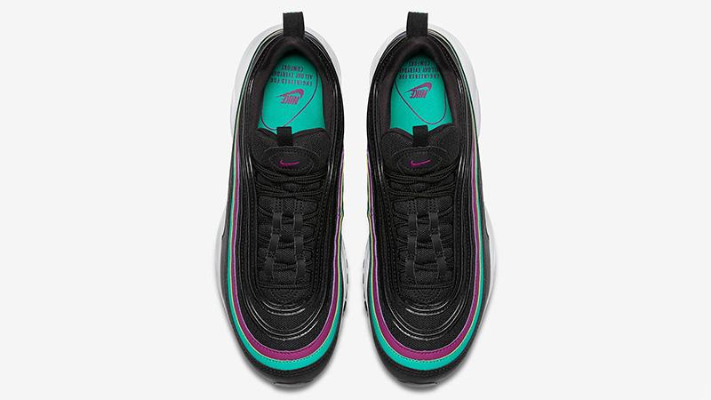 Nike Air Max 97 Black Grape Womens 921733-008 02