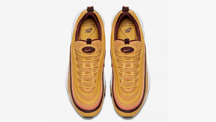Nike Air Max 97 Mustard 921733-700 02 thumbnail image