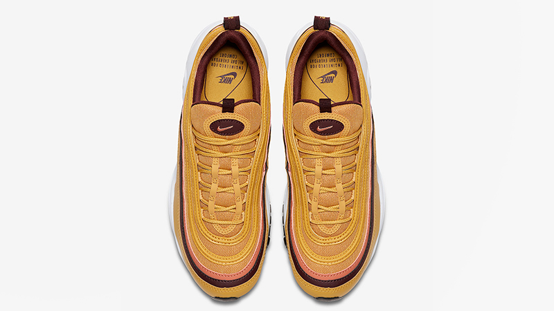 info for dbced 7b56b Nike Air Max 97 Mustard | 921733-700