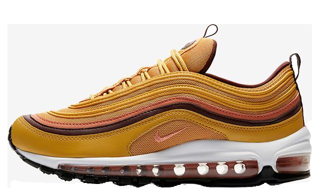 Nike Air Max 97 Mustard 921733-700