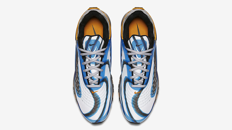 Nike Air Max Deluxe Blue Black 02
