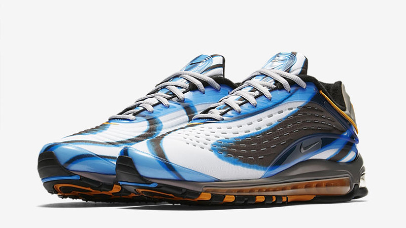 Nike Air Max Deluxe Blue Black 03