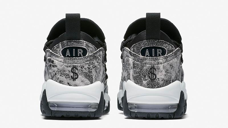 f132b6bcdf69 Nike Air More Money LX Black Womens AJ1312-003 01