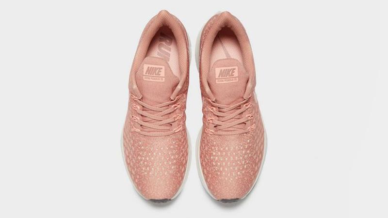 Nike Air Zoom Pegasus 35 Pink White Womens 02