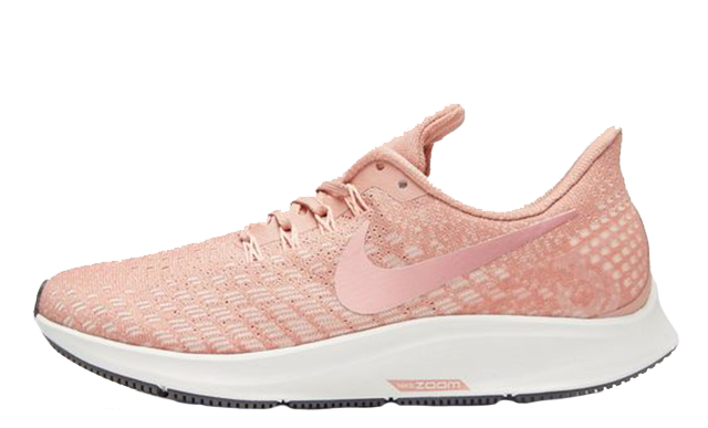 Nike Air Zoom Pegasus 35 Pink White Womens