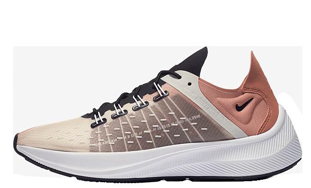 Nike EXP-X14 Brown Womens AO3170-200