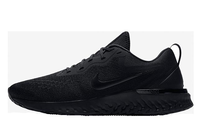 Nike Odyssey React Black Womens AO9820-010