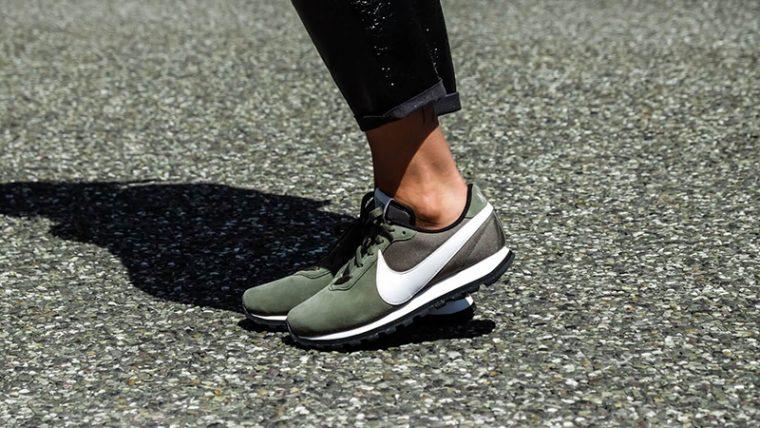 Nike Pre Love Ox Olive White Womens AO3166-300 05 e1252025e9