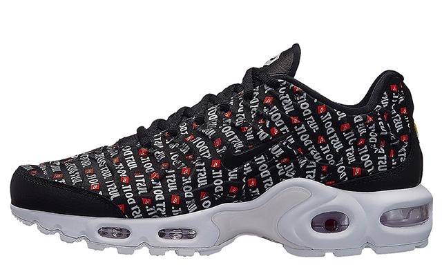 Nike TN Air Max Plus Just Do It Pack Black   862201 007