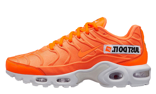 factory authentic 458a0 1befb ... Air Max Plus Just Do It Pack Orange, make sure to take note of Nike s  August 2nd release date and stay tuned to our social media pages for more  updates ...