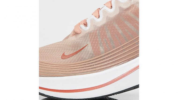 49225330b4e1 Nike Zoom Fly SP Dusty Peach Womens AJ8229-200 02
