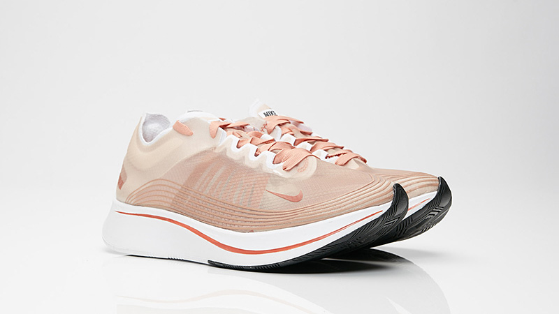 262942815045 Nike Zoom Fly SP Dusty Peach Womens AJ8229-200 03