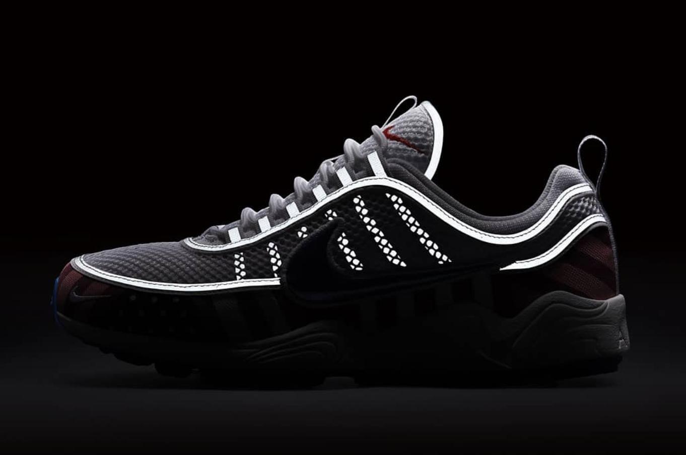 Parra x Nike Zoom Spiridon White Multi  47ce91db0