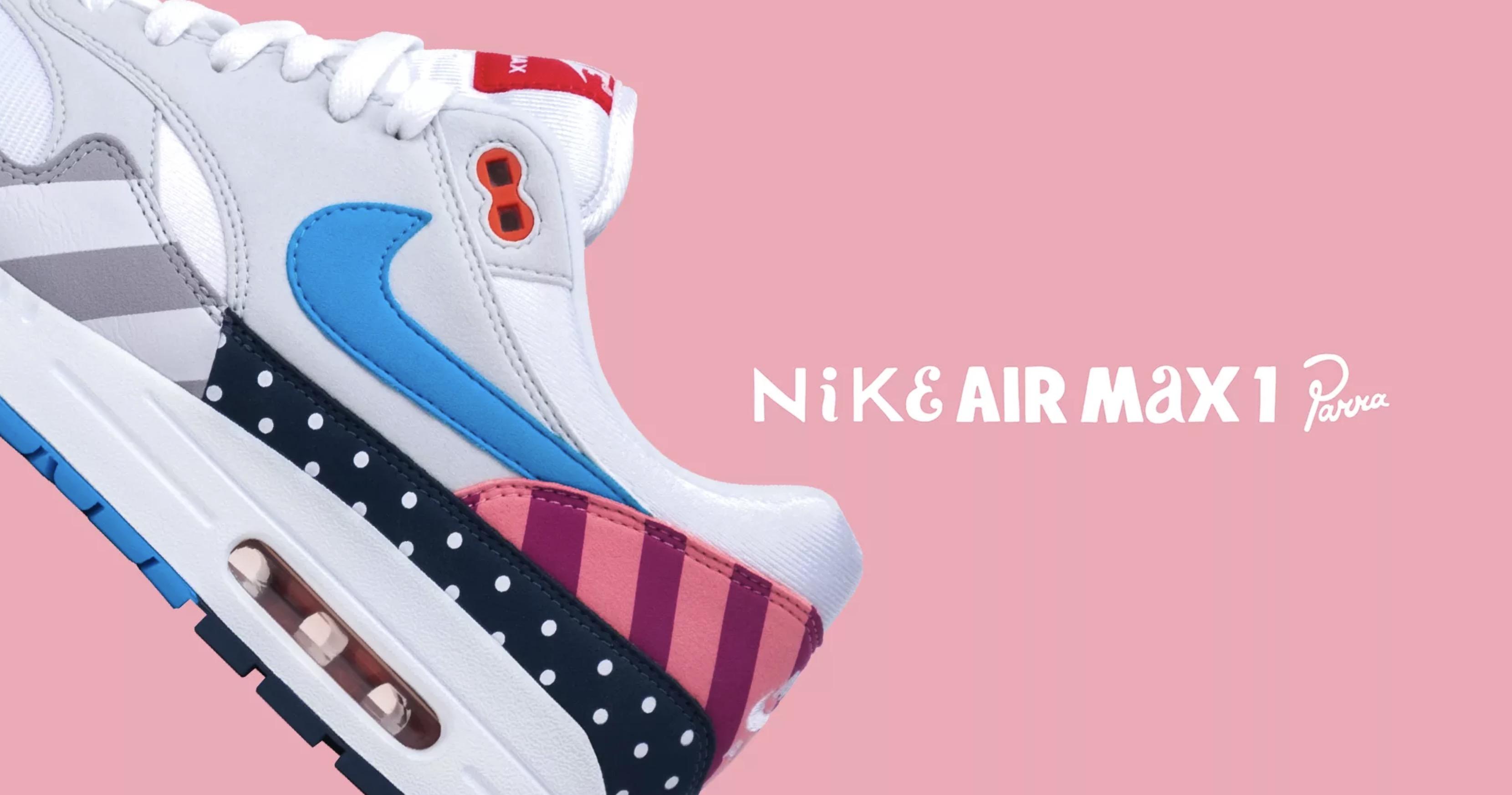 Parra x Nike Air Max 1 : Raffle Guide | WAVE®