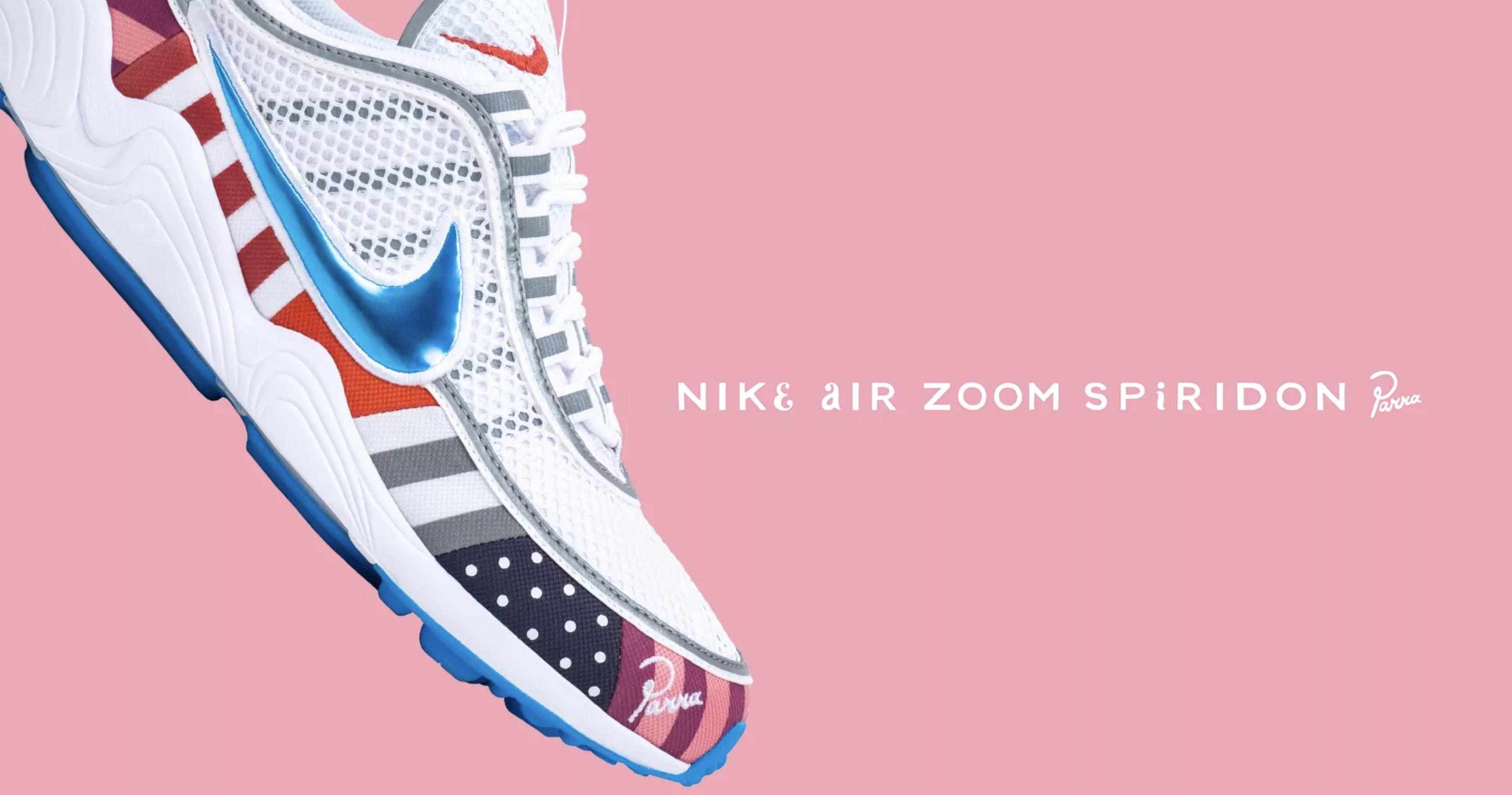 Parra x Nike Air Max 1Spiridon Raffle Guide | Upcoming