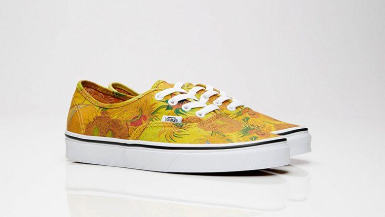 Vans Authentic Vincent van Gogh