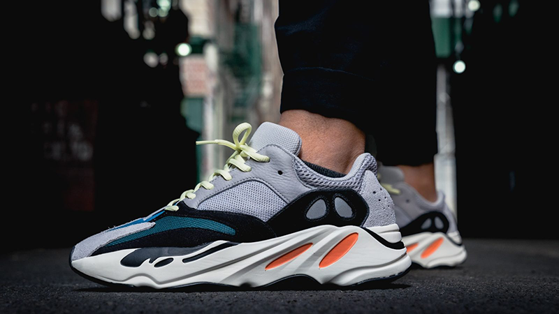 Yeezy Wave Runner 700 Solid Grey | B75571