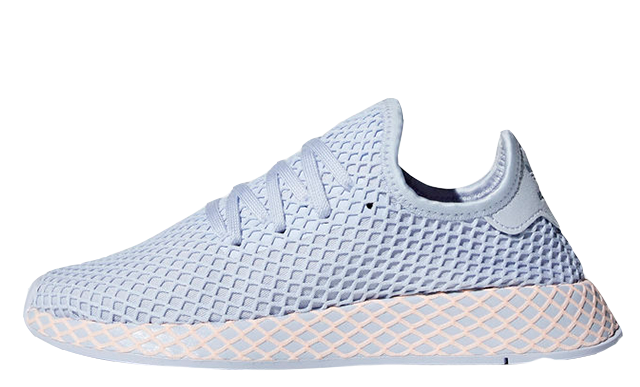 adidas Deerupt Blue Womens B37878