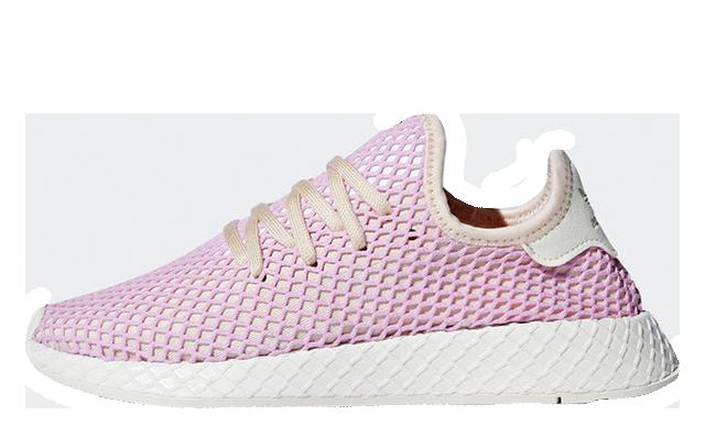 adidas Deerupt Linen Womens B37600