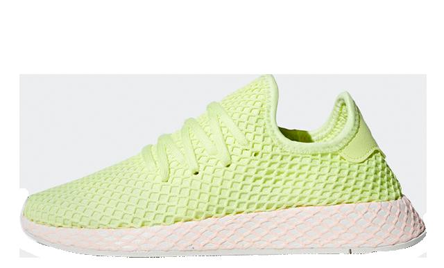 adidas Deerupt Volt Lilac Womens B37599