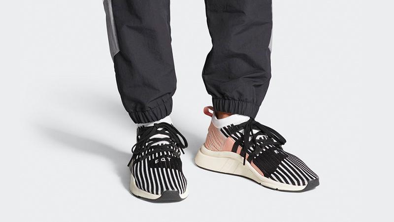 adidas EQT Support Mid ADV Black Pink AQ1048 04