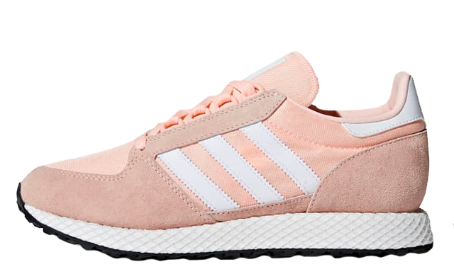 adidas Forest Grove Pink Womens B37990