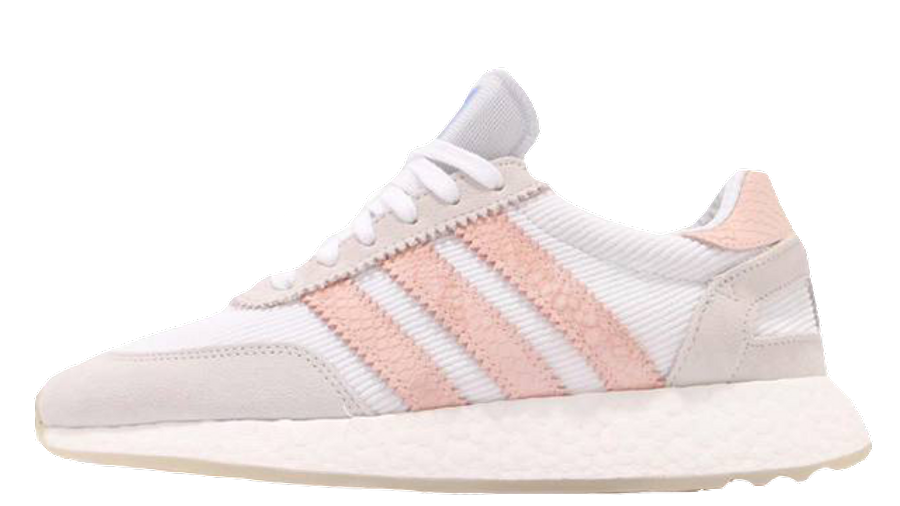 adidas I-5923 White Pink   Where To Buy   D97348   adidas trefoil ...