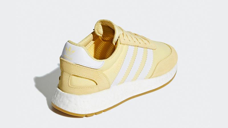 adidas I-5923 Yellow Gum Womens B37972 01