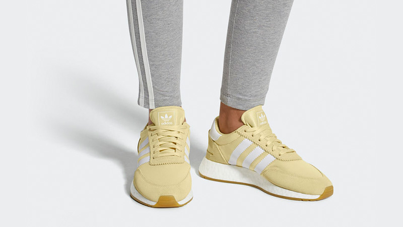 adidas I-5923 Yellow Gum Womens B37972 05