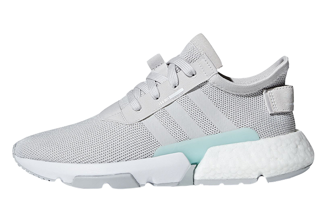 adidas P.O.D System Grey Mint Womens B37458