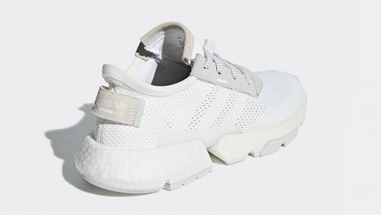 separation shoes c956a 0c63b adidas P.O.D System White Grey B28089