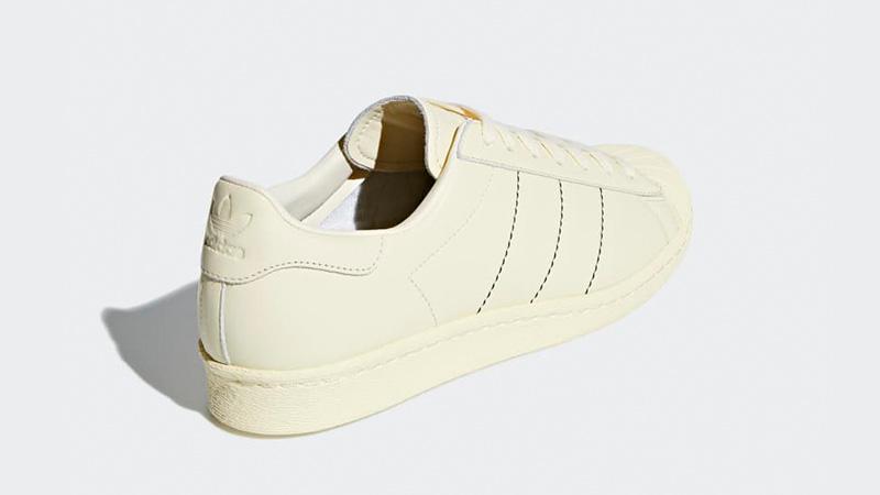 adidas SST 80s Trace Cream Womens B38000 01