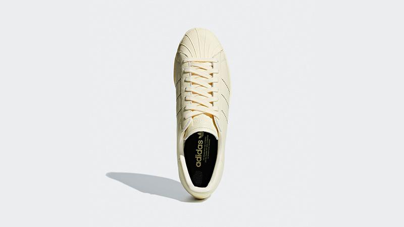adidas SST 80s Trace Cream Womens B38000 02