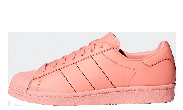adidas SST 80s Trace Pink Womens B37971