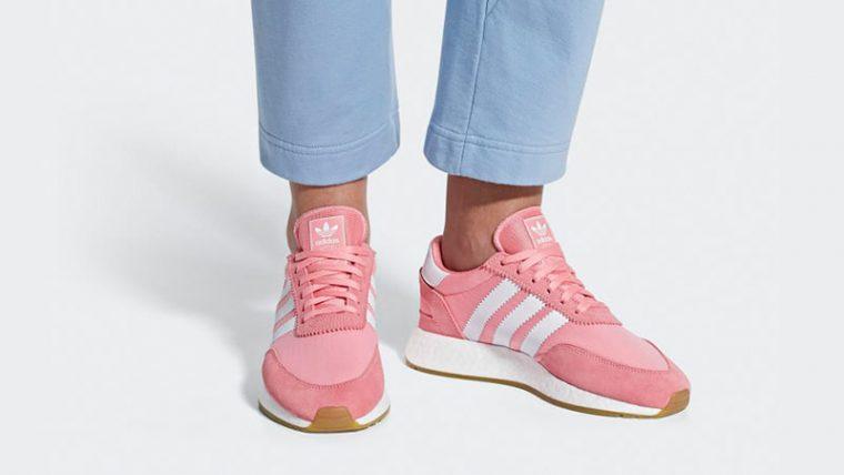 adidas i-5923 Pink Gum Womens B37971 04 thumbnail image