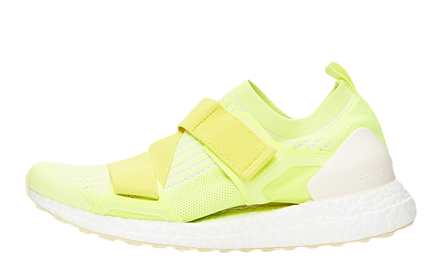 best cheap 3dc8d d14eb If the adidas x Stella McCartney Ultra Boost X Shock Yellow has caught your  eye, it will be releasing on July 14th via the stockists on this page.