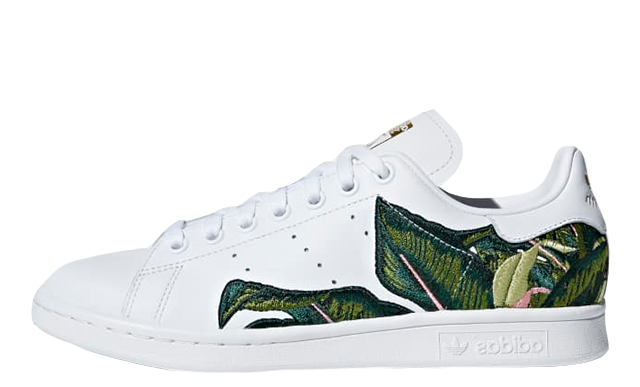 adidas x The FARM Company Stan Smith White Multi B28012