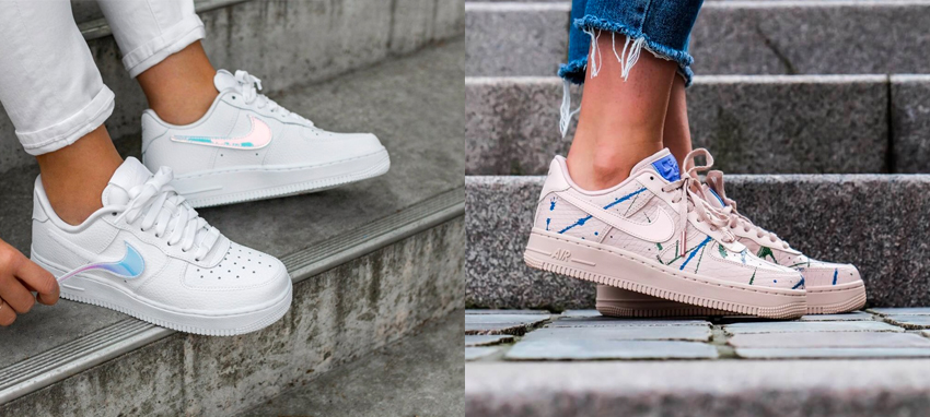The Air Force 1 has earned its status as one of Nike s most classic  silhouettes. 83b42a22c
