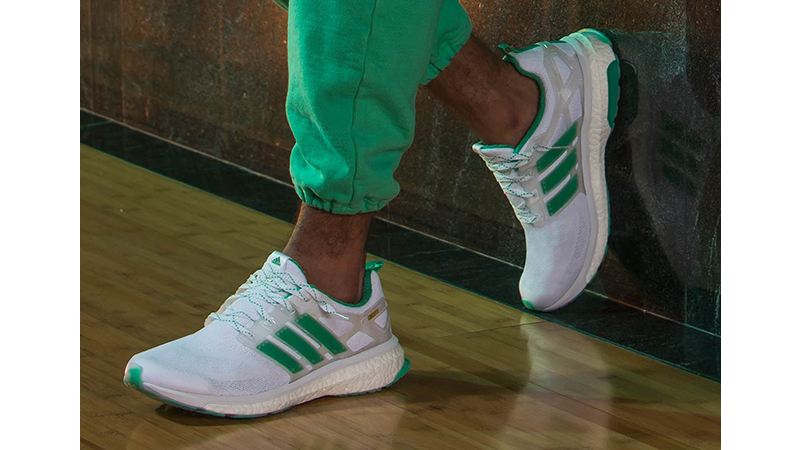 ADIDAS CONSORTIUM X CONCEPTS ENERGY BOOST WHITEGREEN