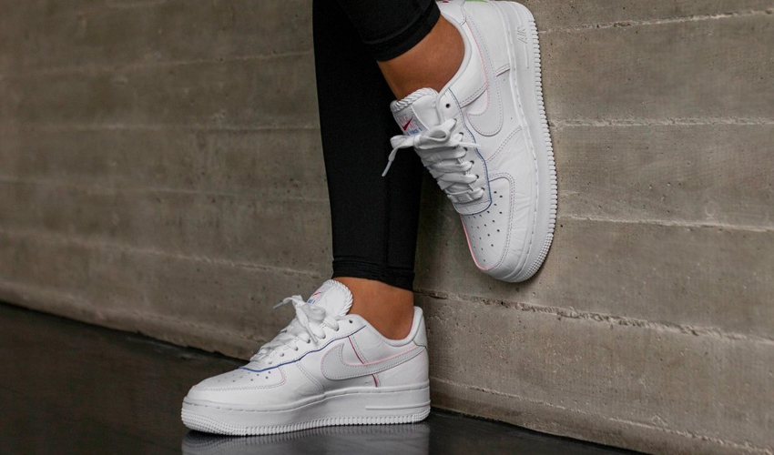 Air Force 1 Low White Womens Outfit 647f6a
