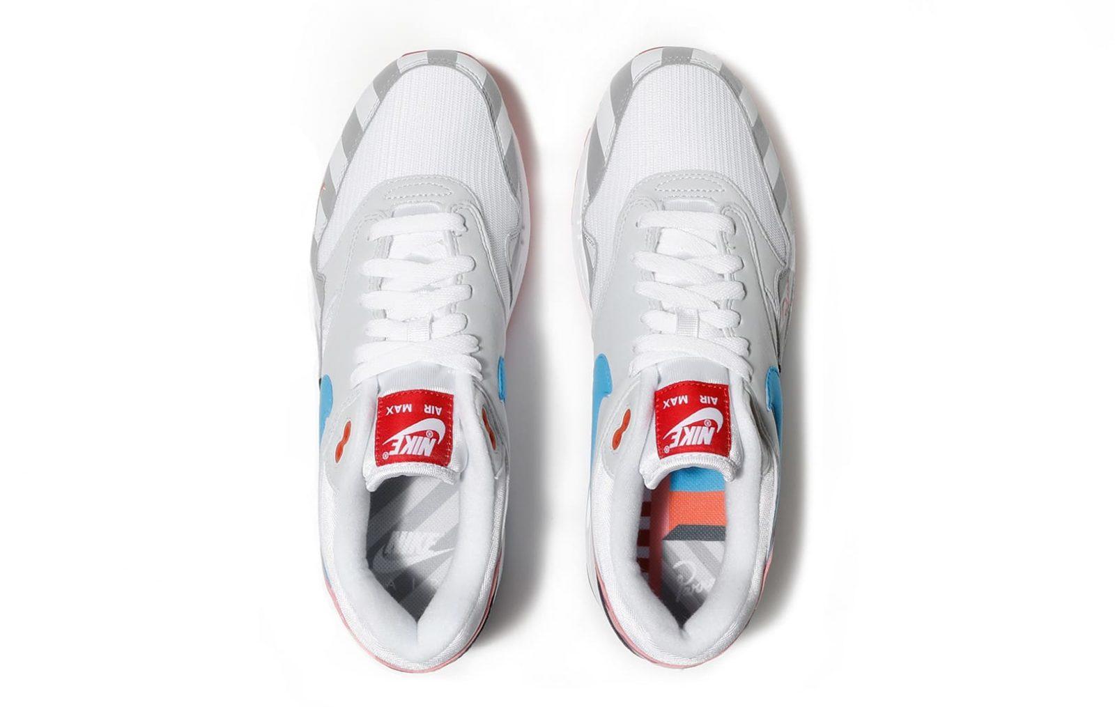 Parra x Nike Air Max 1 White Multi  94136a501