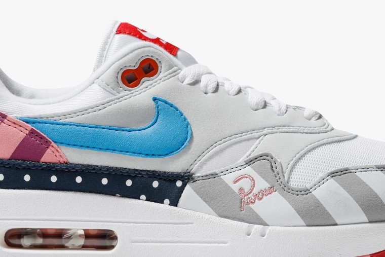 862246cc7902f Parra x Nike Air Max 1 White Multi