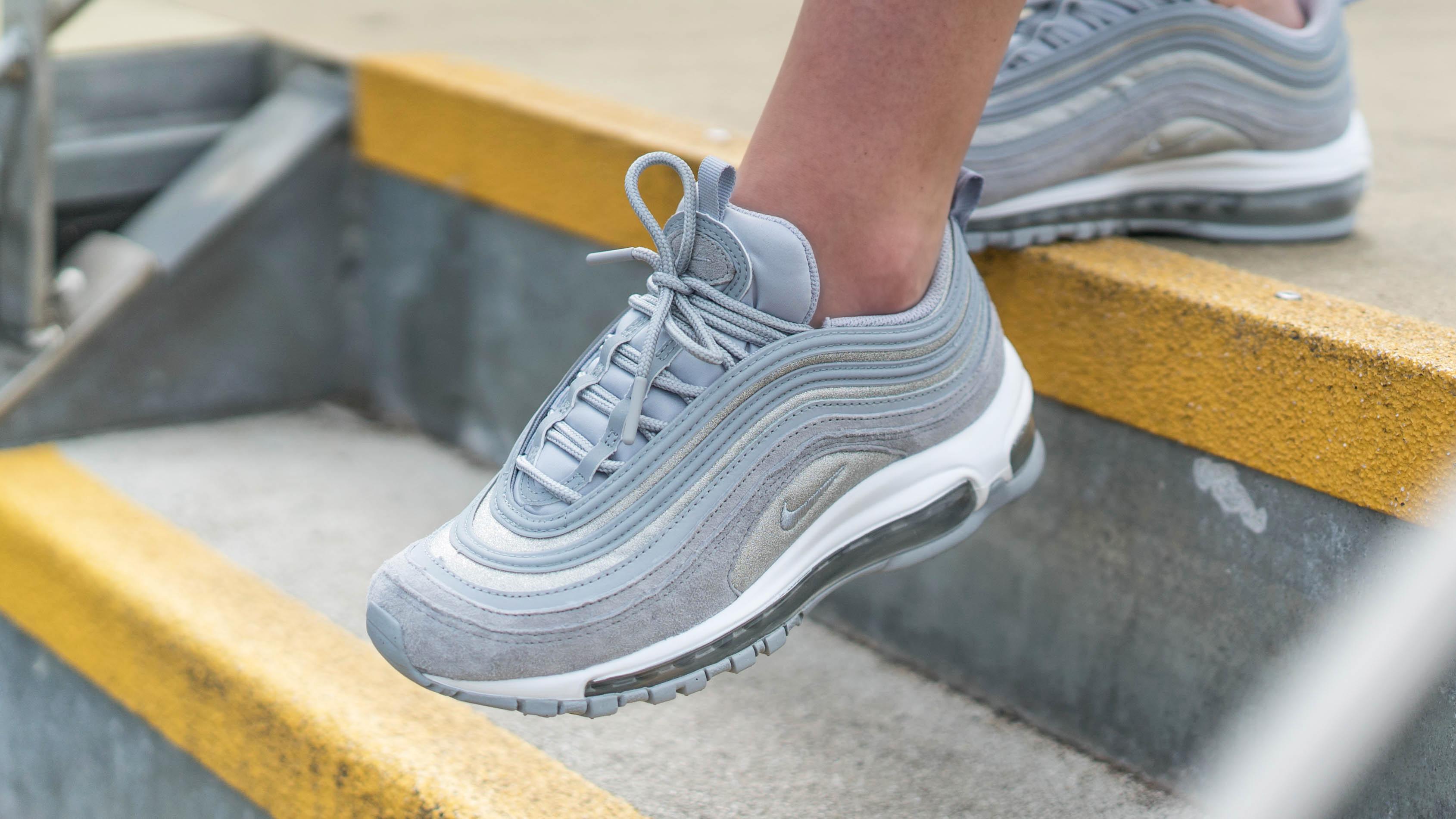 nike air max 97 og grey silver glitter pack