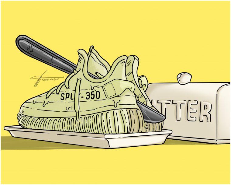Interview With Sneakerhead And Illustrator, Kody Mason