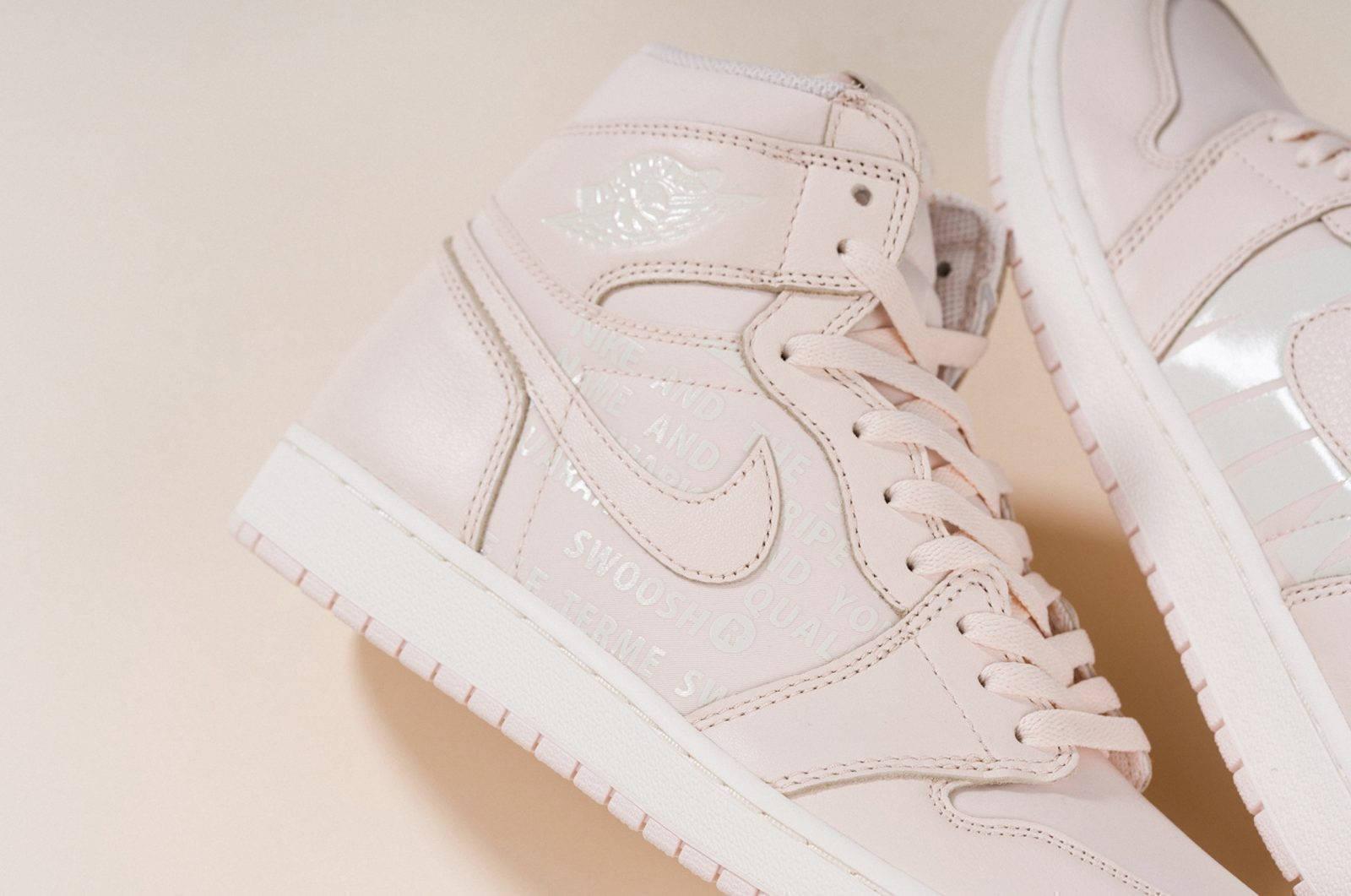 "Air Jordan 1 Retro High OG ""Guava Ice"" | 555088-801"