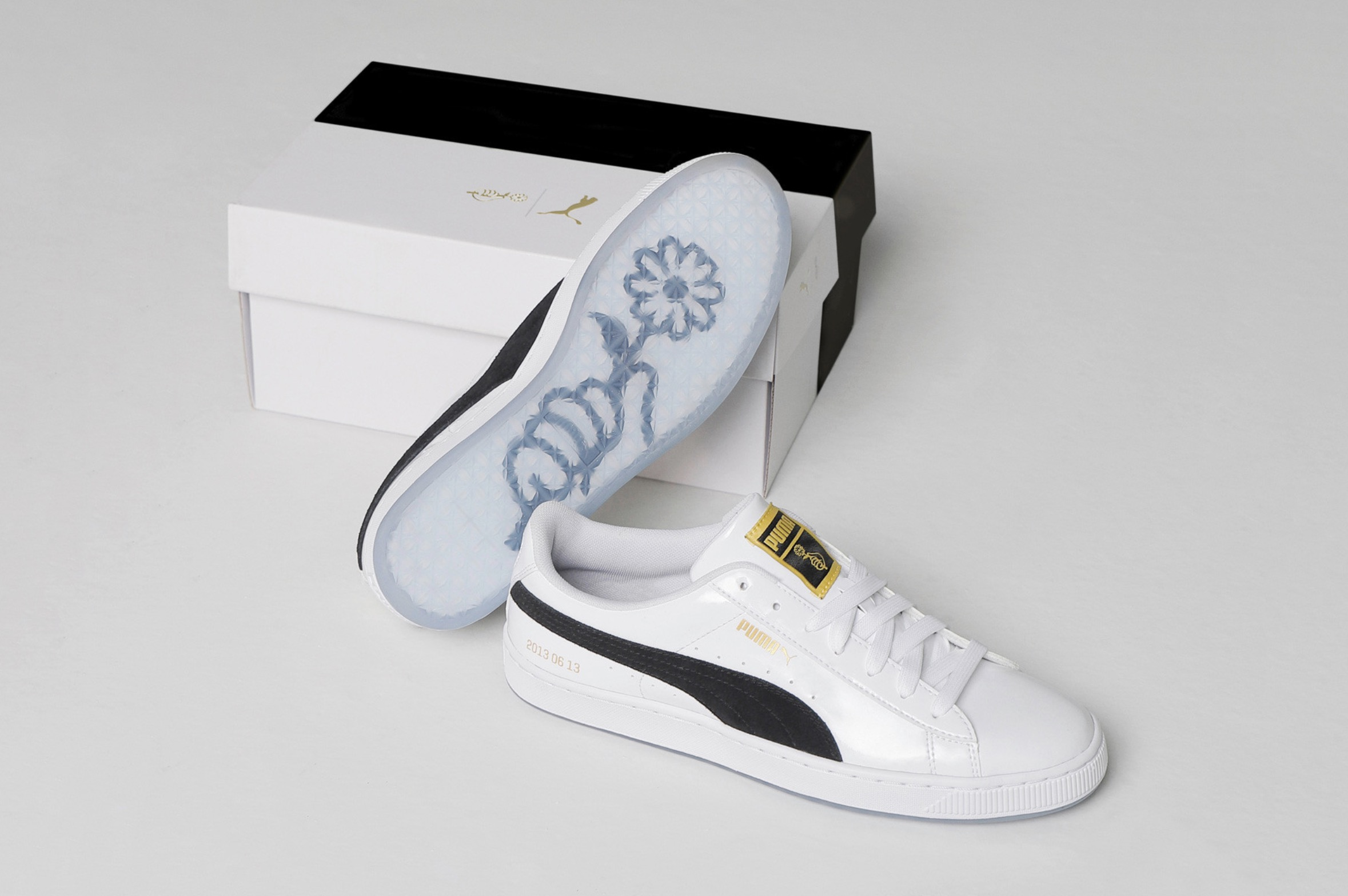 K Pop Band BTS Have Collaborated With PUMA On Their Classic