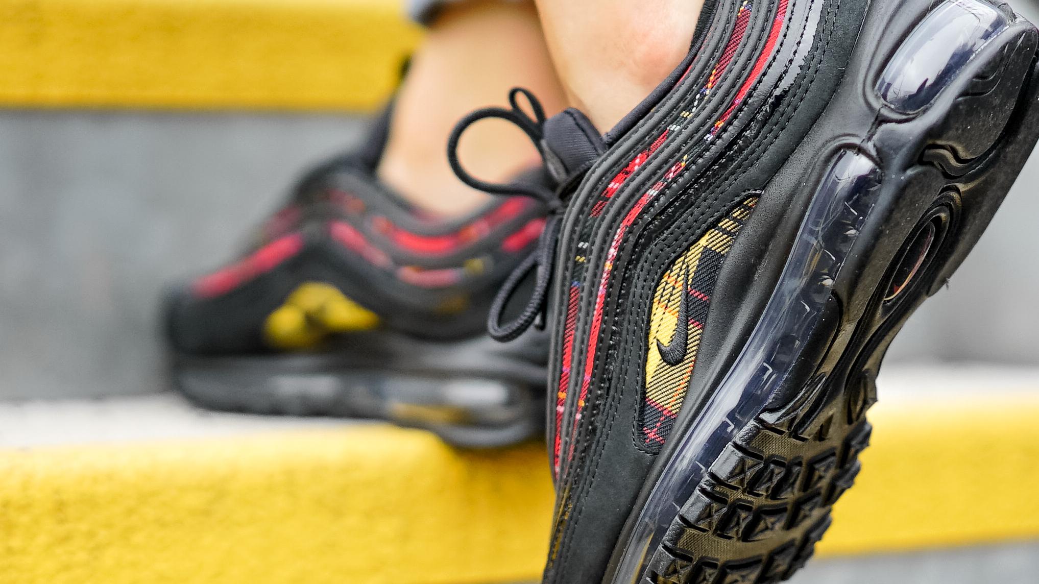 An exclusive on foot look at nike air max jpg 2035x1144 Air max 97 plaid  light 47c878781