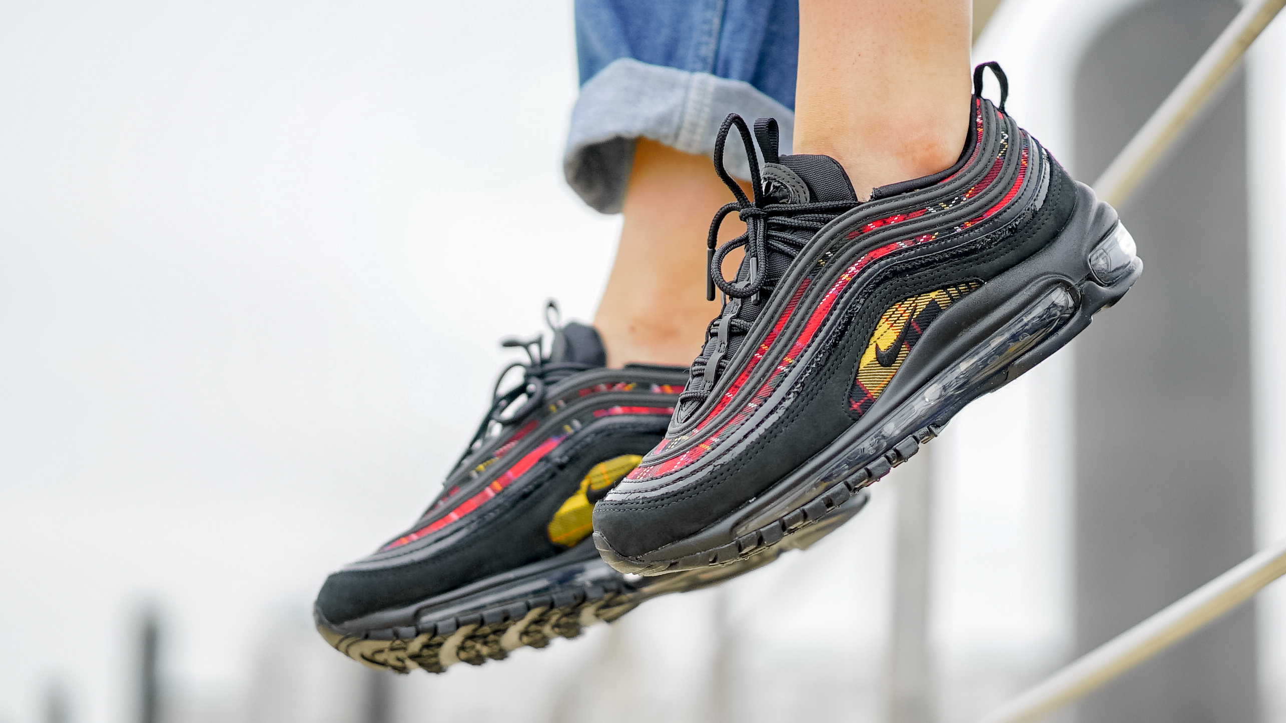 8052b25bb06a An Exclusive On Foot Look At Nike s Air Max 97